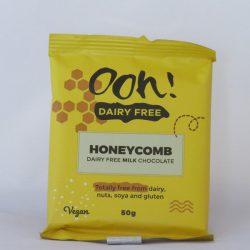 Dairy Free Honeycomb Chocolate 50g