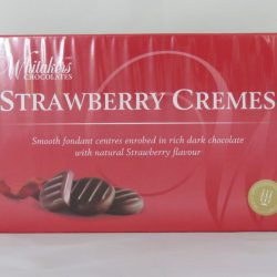 Whitakers Strawberry Creams 150g