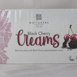 Whitakers Black Cherry Cremes 150g
