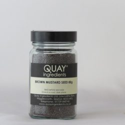 Quay Brown Mustard Seed JAR 80g