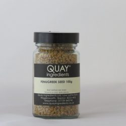 Quay Fenugreek Seed JAR 100g