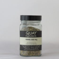 Quay Fennel Seed JAR 40g