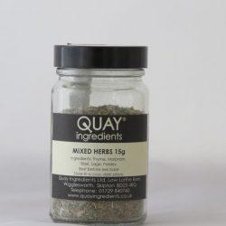 Quay Mixed Herbs JAR 15g