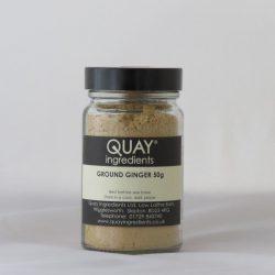 Quay Ginger Ground JAR 50g