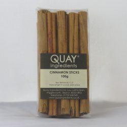 Quay Cinnamon Sticks BB 100g