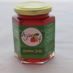 Ajar of Quince Jelly