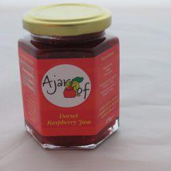Ajar Of Raspberry Jam