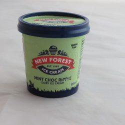 NF Dairy Mint Choc Chip Ice Cream 120ml