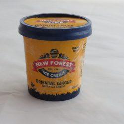 NF Dairy Oriental Ginger 120ml