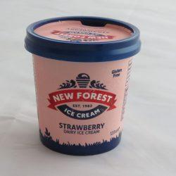 NF Dairy Strawberry Ice Cream 120ml