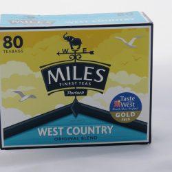 Miles W/Cntry Orig Tea Bags 80's