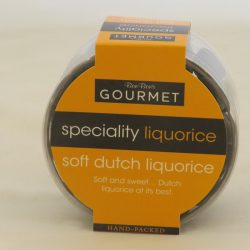 BBL Tub Soft Dutch Licorice