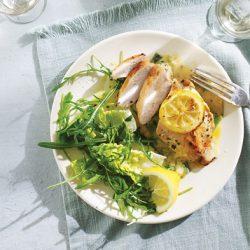 Tarragon & Lemon Chicken (1ptn)