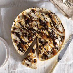 Salted Caramel & Honeycomb Cheesecake (10)
