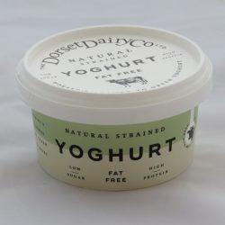 Strained F/Free Yogurt 180g