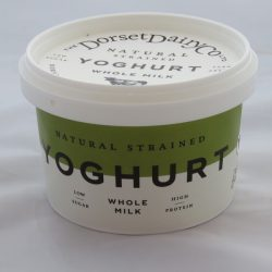Strained Wh Milk Yogurt 500g