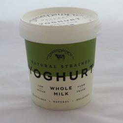 Strained Wh Milk Yogurt 800g
