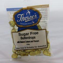 Sugar Free Butter Drops