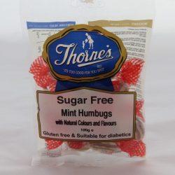 Sugar Free Mint Humbugs