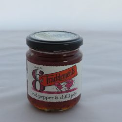 Red Pepper And Chilli Jelly 250g