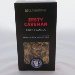 Zesty Caveman Granola 300g