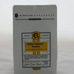 Reads Coffee Ground (Kenya)