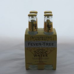 Fever Tree Indian Tonic Water 4x200ml