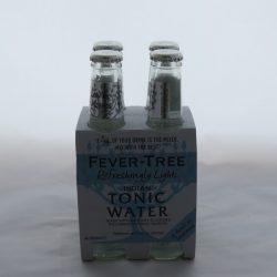 Fever Tree Light Tonic Water 4x200ml