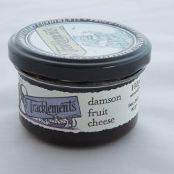 Tracklements Damson Cheese 100 g
