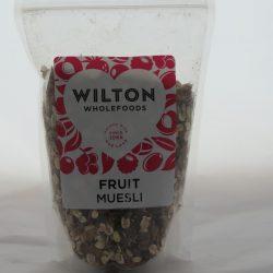 WW Fruit Muesli 500g
