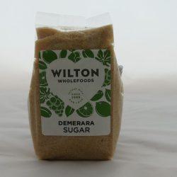 WW Demerara Sugar 500g