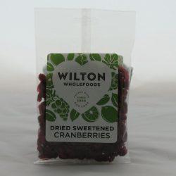 WW Dried Swtnd Cr/berries 100g