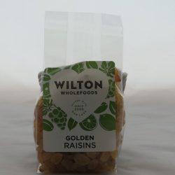 WW Golden Raisins 250g