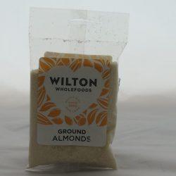 WW Ground Almonds 125g