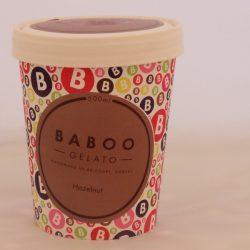Baboo Gelato Hazelnut500ml
