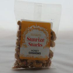 WW Honey Nut Cashews 100g