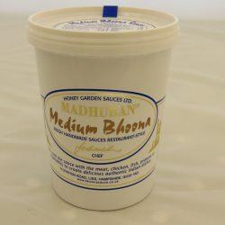 MADHUBAN medium bhoona sauce