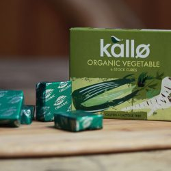 Kallo Vegetable Stock Cubes