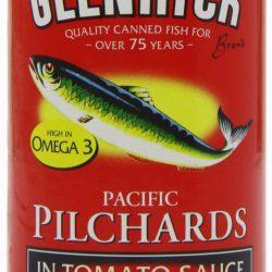 Glenryck Pilchards/Tomato155g