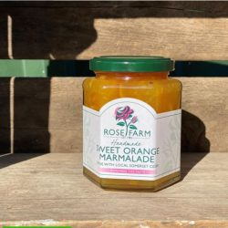 Marmalade with somerset cider