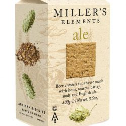 Millers Ale Crackers